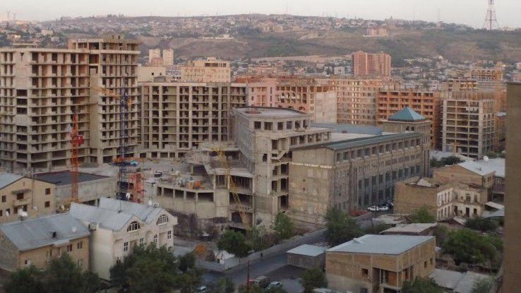 In Ländern wie Armenien boomt derzeit nicht nur die IT: Auch hier werden häufig Software-Entwickler eingekauft.