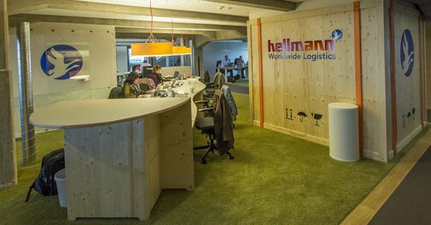 Innovatives Workplace-Konzept: Wie Hellmann seine komplexen Logistikprozesse mit IT unterstützt
