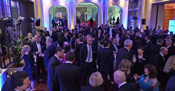 Die Community lebt: 300 IT-Manager feiern den CIO des Jahres - Foto: Foto Vogt
