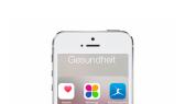 Apps mit Unterstützung von Apple Health