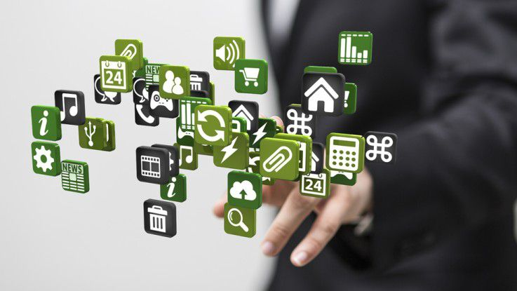 Consumer-Apps definieren unser Leben täglich neu - intuitive, schnelle Benutzer-Erfahrungen, die große Datenmengen in der Cloud verwerten und daraus wertvolle Erkenntnisse generieren.