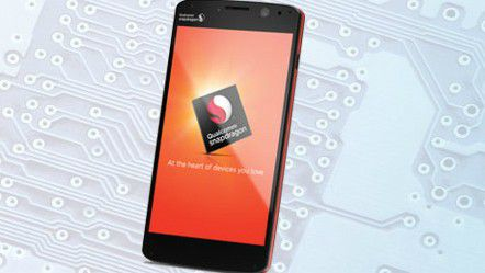 Qualcomm Entwickler-Smartphone Mobile Development Platform Smartphone