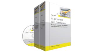 In eigener Sache: Kompendium über IT-Sicherheit und Datenschutz