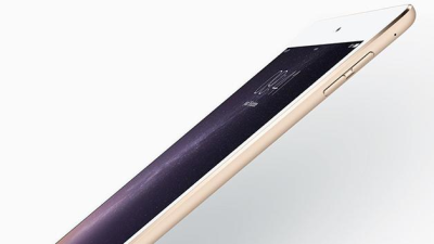 Apple iPad Plus: Riesen-iPad soll NFC und Force-Touch-Display bekommen - Foto: Apple Inc.