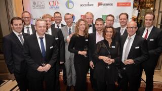 CIO des Jahres 2014: Unsere Gäste - Foto: Foto Vogt