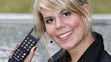 Schon vor den Phablets gab es große Handys - damals allerdings notgedrungen.