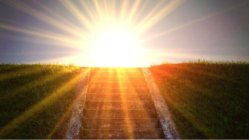 Wann hatten Sie das letzte Mal die Muße, einen Sonnenaufgang in aller Ruhe zu bewundern?