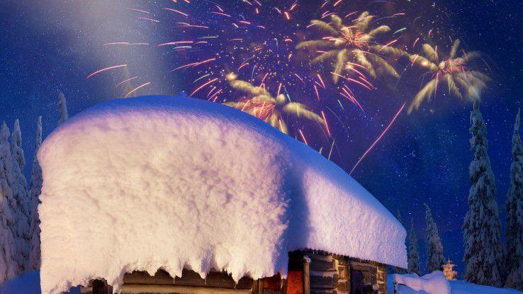 Ein gutes neues Jahr 2015!