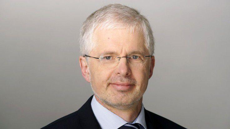 Michael Zaddachs, IT-Chef der Flughafen München GmbH