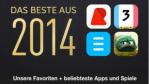 iTunes Rewind - Das Beste aus 2014: Die besten iPhone- und iPad-Apps 2014 - Foto: Apple