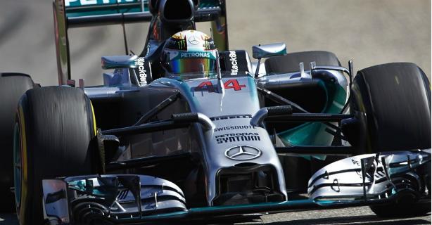 Die Rolle der IT beim Formel 1 Weltmeister Mercedes AMG Petronas: Über 150 Sensoren und ein ausfallsicheres Netz brachten Mercedes auf WM-Kurs - Foto: Mercedes AMG Petronas