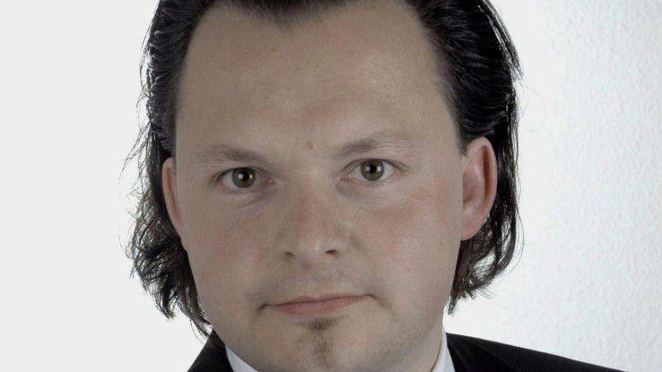 Andy Beyer ist seit 2003 als Personalberater in der IT-Branche tätig.