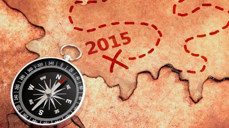 Andy Beyer beantwortet Ihnen alle Fragen rund um die Karriereplanung für das Jahr 2015.