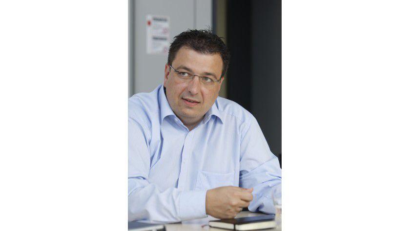 Jochen Apel, CTO Deutsche Telekom Account & Central Europe Region, Alcatel-Lucent