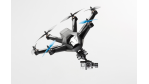 Drohnen auf der CES 2015 - Foto: Hexo+