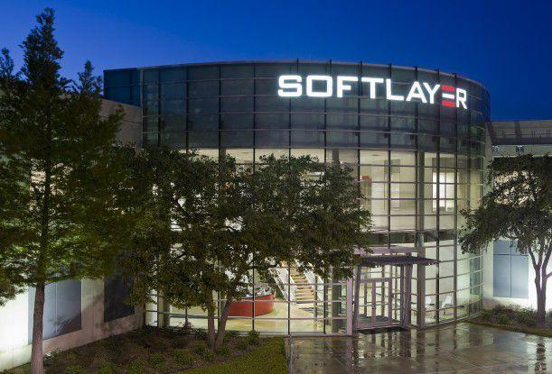 IBMs erstes SoftLayer-Rechenzentrum in Deutschland