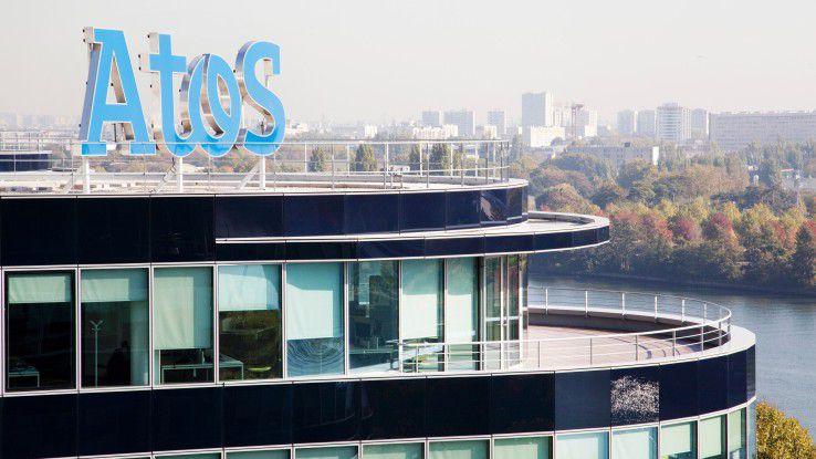 Atos will sich verstärken und den niederländischen Chipkartenspezialisten Gemalto übernehmen.
