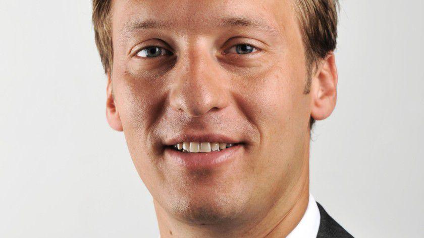"""Alexander Wiesinger: """"Es gibt am Markt keine fertig ausgebildeten Mainframe-Fachkräfte."""""""