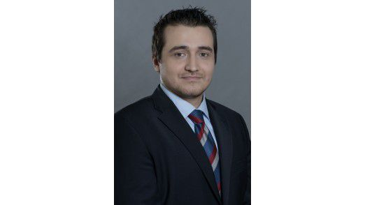 Alexander Perederi, Product Marketing Manager Mobile Communications bei LG