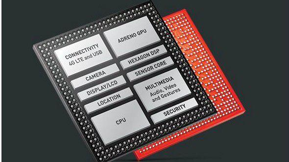 Kleiner Hitzkopf (?): Snapdragon 810 von Qualcomm
