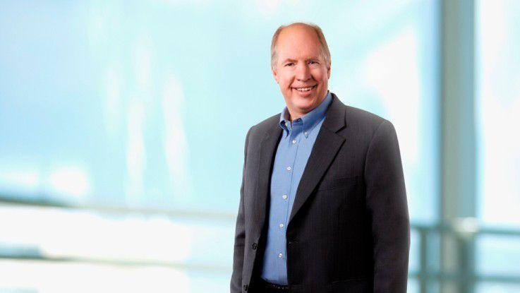John Swainson, President Dell Software