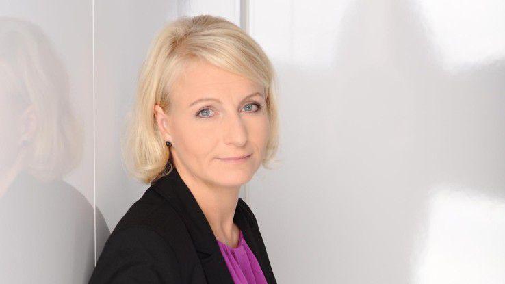 Jasmin Kraetz ist beim Karlsruher Internet-Dienstleister Netpioneer für die Personalarbeit verantwortlich.