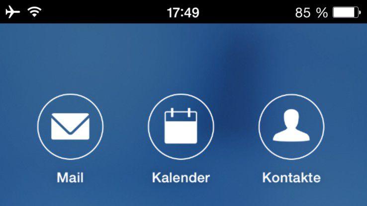 Divide in neuer Farbe: Das neue EMail+ for iOS von MobileIron.