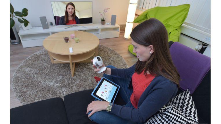 SmartHome: SmartCam von Samsung