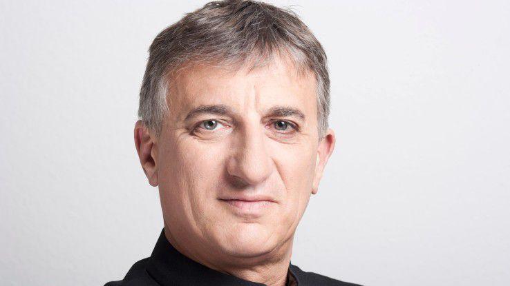 Günter Hilger ist Vorstand von Geco.