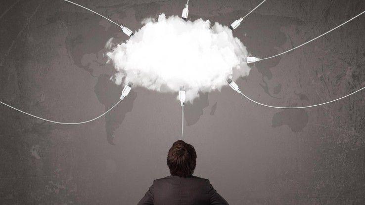 Cloud-basierte Dienste und Anwendungen erschweren es heute für die IT-Abteilung, die gesamte IT-Infrastruktur im Blick zu behalten.