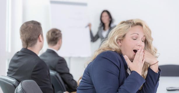 PowerPoint-Todsünden: Die 10 schlimmsten Fehler bei Präsentationen - Foto: StudioLaMagica - Fotolia.com
