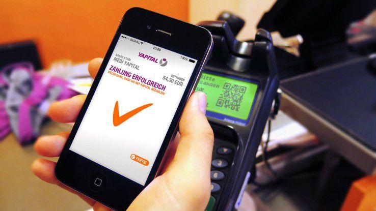 Yapital ist nur ein Beispiel für einen Mobile-Payment-Anbieter, der mangels Nachfrage aufgeben musste.