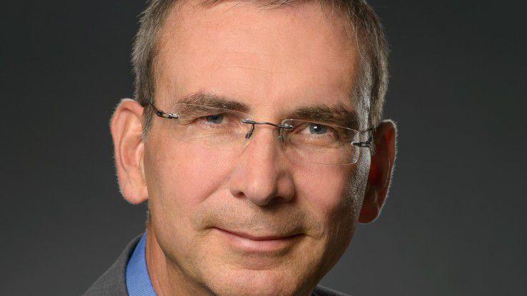 """Stefan Henkel, Siemens: """"Auch in der Medizintechnik steigt der Bedarf an Cloud- und Big-Data-Spezialisten."""""""