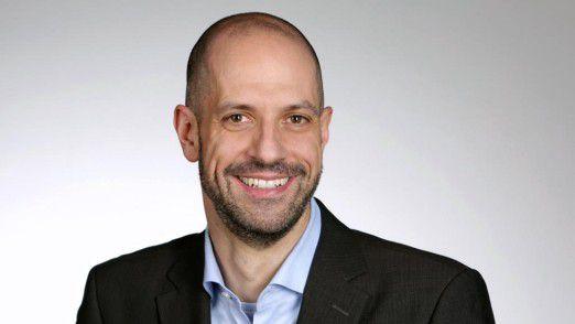 Tobias Fischer von der Software AG filtert aus Datenströmen den Mehrwert heraus.