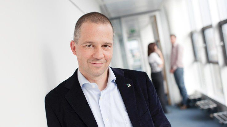 """Volker Maiborn, Geschäftsführer MaibornWolff: """"Wir positionieren uns klar über unsere Kultur und Werte und lassen unsere Mitarbeiter über ihre Arbeit sprechen."""""""