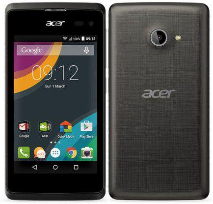 Einsteiger-Androide: Acer Z220
