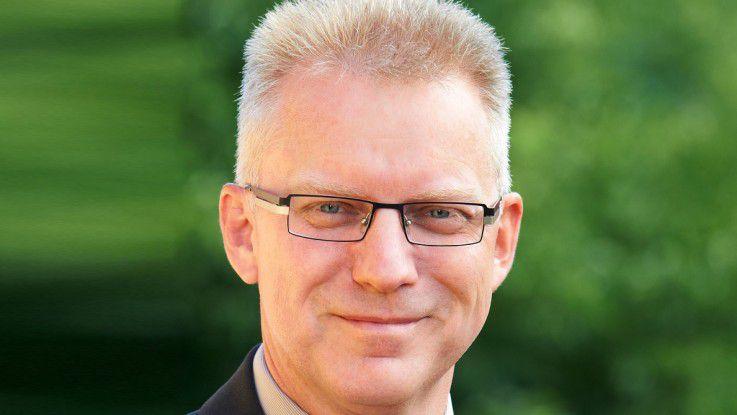 "Frank Bloch: ""Gute Projekt-Manager sind stets gute Teamleiter."""
