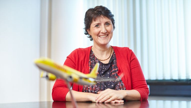"""Isabelle Droll, CIO von TUI One Aviation: """"Die Mitarbeiter erwarten eine Usability wie bei Whatsapp."""""""