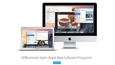 Invitation-only-Projekt: Apple gibt Beta für iOS 8.3 frei - Foto: Apple/Screenshot