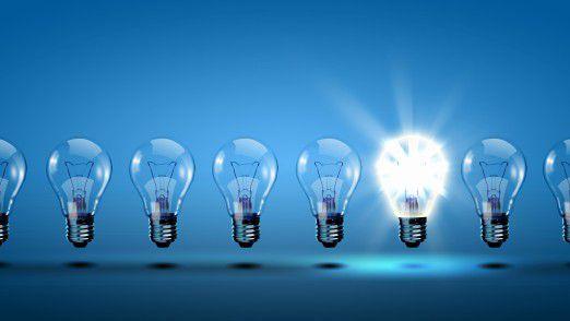Gute Ideen muss man haben, dann lassen sich Spione und Hacker leicht abwehren.