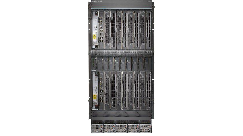 Die neuen Core-Router sollen mit einer viermal höheren Performance aufwarten.