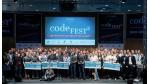 Volkswagen codeFEST CeBIT 2015: Die Gewinner des VW-Programmierwettbewerbs - Foto: Volkswagen AG