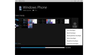 Windows 10 für Smartphones - Preview-Version - Foto: Thomas Joos