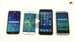 Top-Smartphones im Vergleich: Galaxy S6/S6 Edge vs. iPhone 6 Plus vs. One M9 - Benchmark-Test
