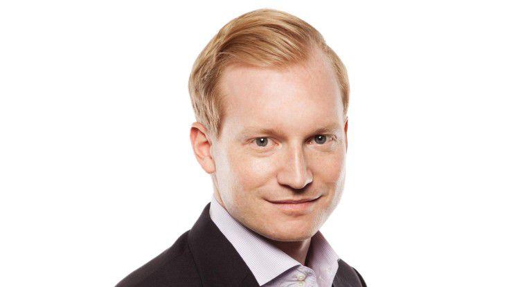 Marc Vontobel: Die Software fördert das Wissen der Hidden Champions im Unternehmen zutage.