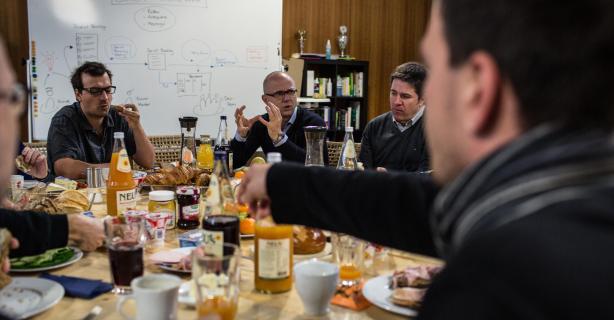 Herausforderung für Führungskräfte: Unternehmenskultur ist kein Sozialgedöns - Foto: cleverbridge AG