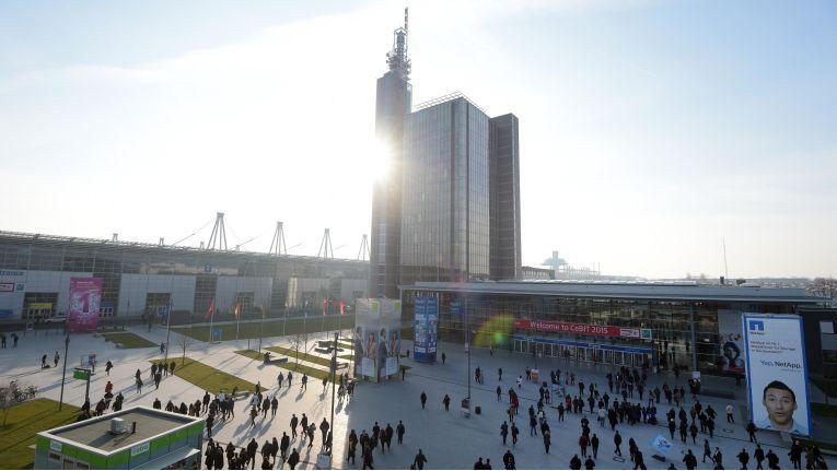 Die CeBIT findet bereits seit 1986 als eigenständige Messe in Hannover statt.