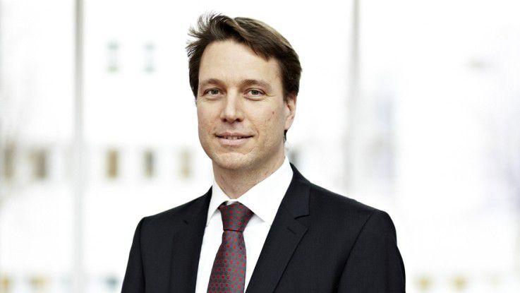 """Mihael Ankerst, Allianz: """"Unsere Mitarbeiter brauchen methodisches Wissen, um geeignete statistische Verfahren zur Datenanalyse einzusetzen."""