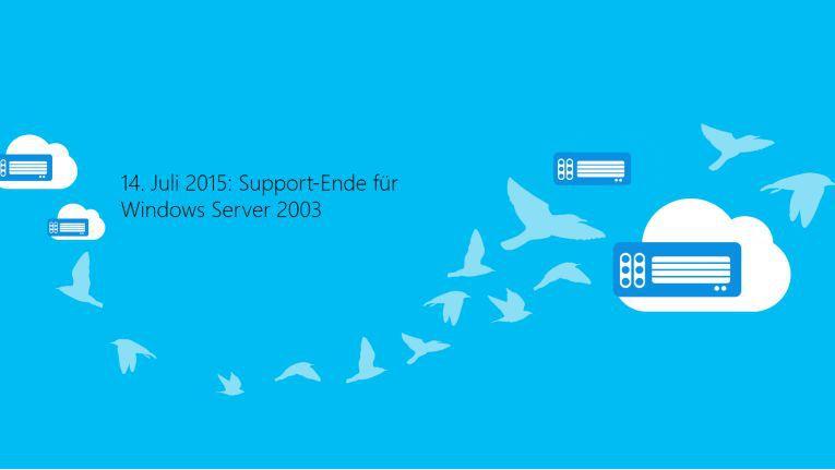 Das Support-Ende für Windows Server 2003 naht. Wir sagen Ihnen, wie Sie Ihr System fit für die Zukunft machen.