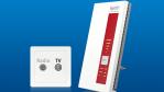 Kabel-TV per WLAN empfangen: AVM Fritz!WLAN Repeater DVB-C im Test - Foto: AVM GmbH